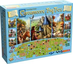 Gra planszowa Carcassonne Big Box