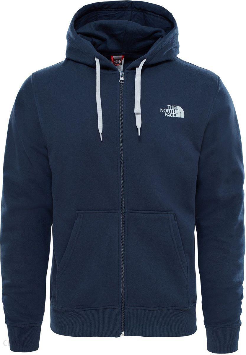 wykwintny styl wysoka jakość szczegółowy wygląd Bluza męska THE NORTH FACE Open Gate Full Zip Hoodie T0CG46ULB