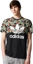 Koszulka adidas Originals SS CAMO COLOR BLOCK TEE CD1696 rozm. M Ceny i opinie Ceneo.pl