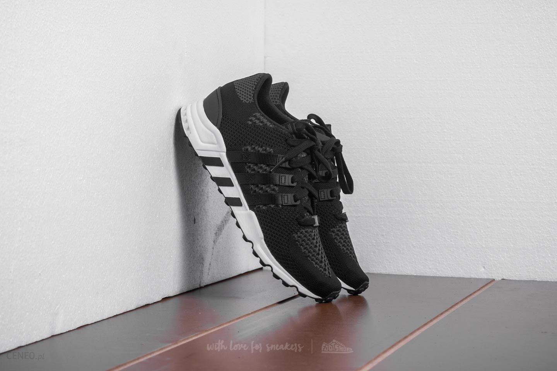 sale retailer 24968 30147 adidas EQT Support RF Primeknit Core Black Core Black Ftw White - zdjęcie  1