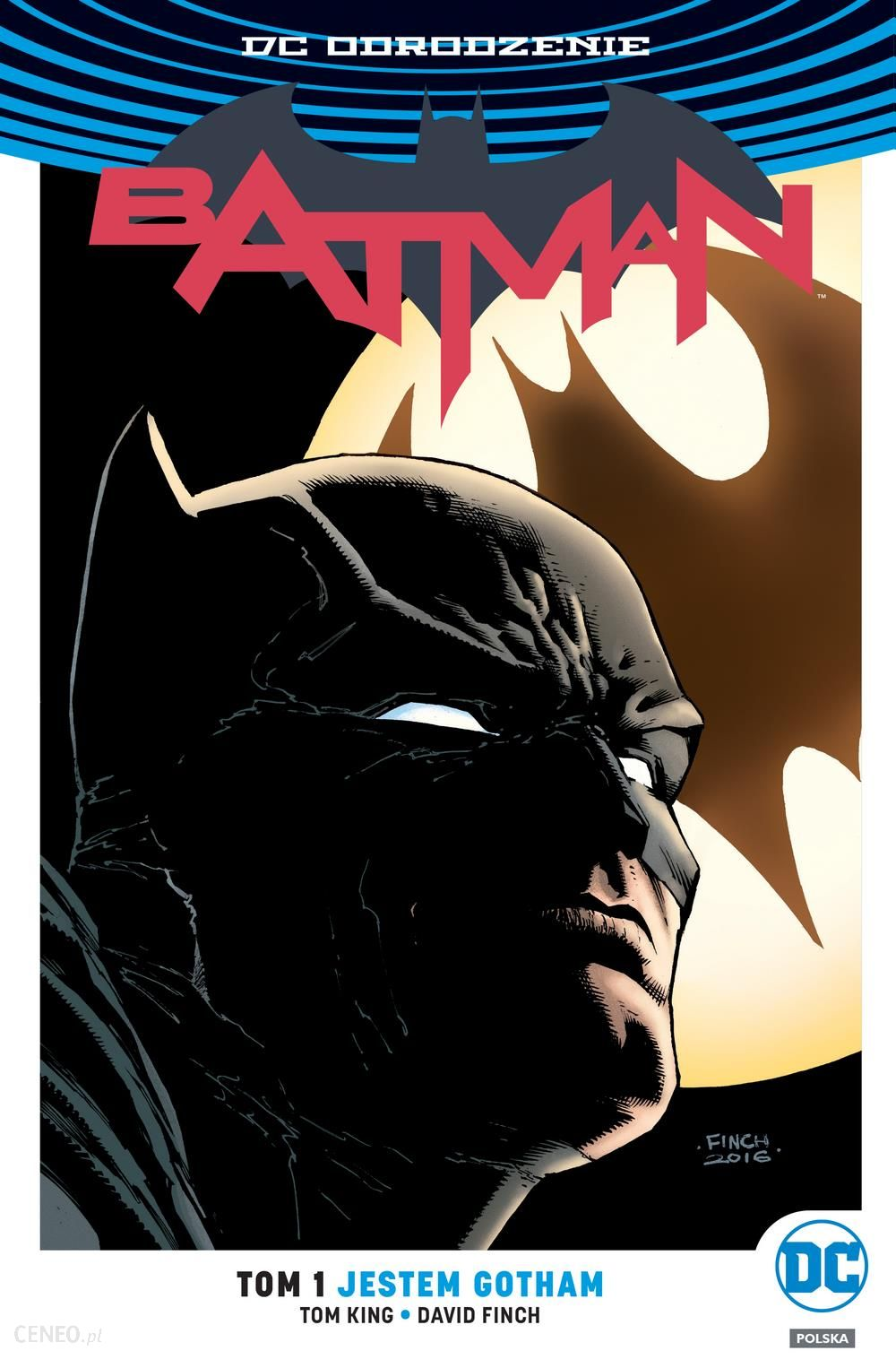 Batman w komiksach