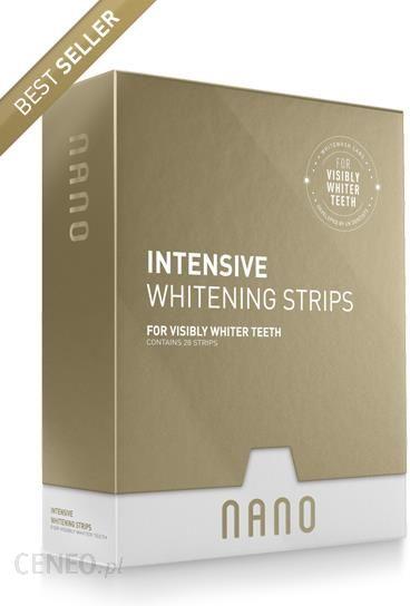 WhiteWash Nano Intensive Wybielające paski do zębów 28 szt.