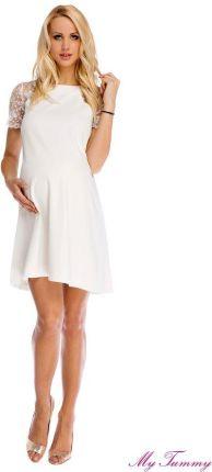 b90651e7ca Sukienka ciążowa elegancka Julia XL - My Tummy Allegro