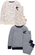 f03b0d40b79732 Next Dwie piżamy z kotami Dziewczynki 134 cm - Ceny i opinie - Ceneo.pl