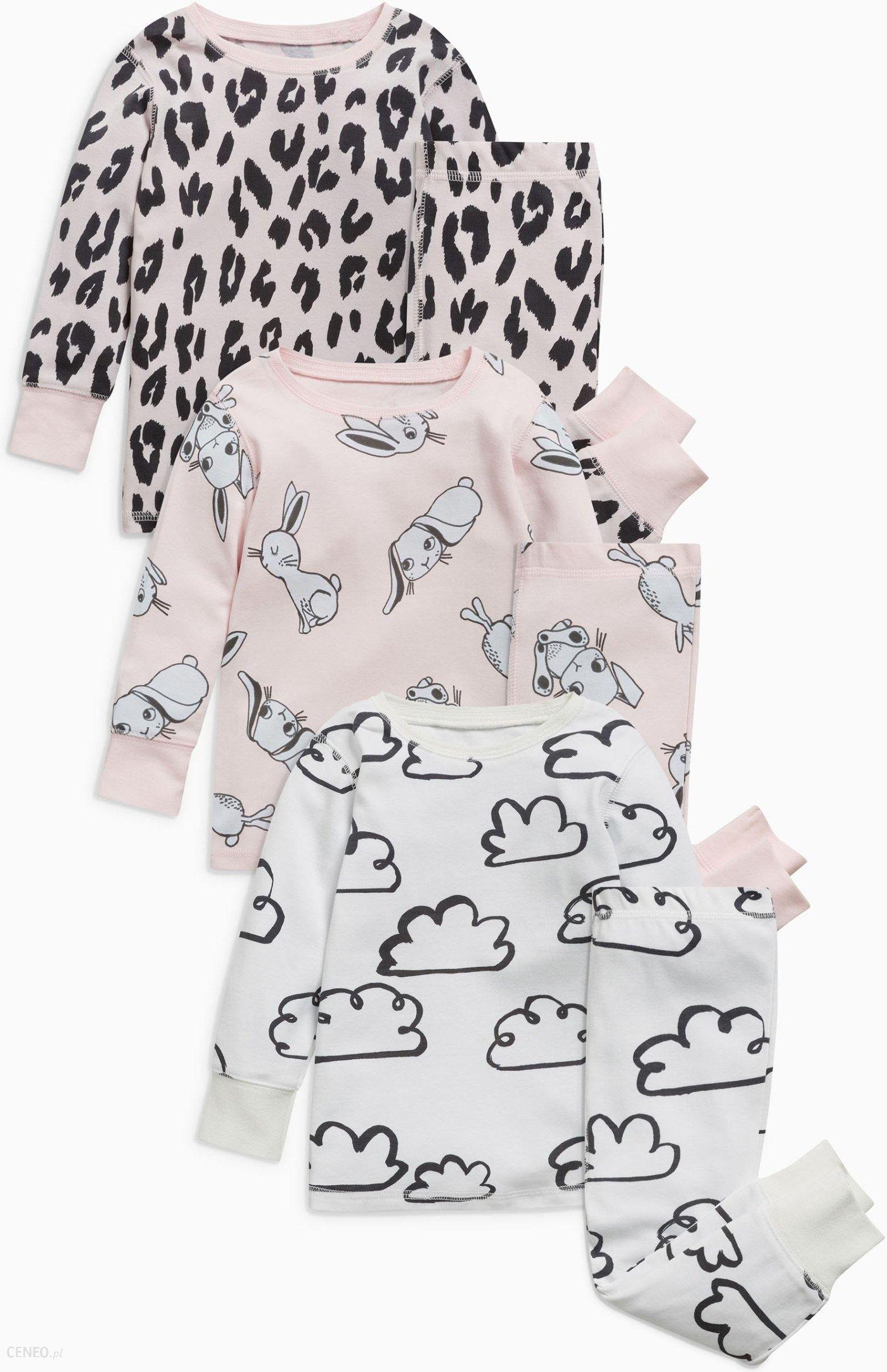 088a5046bb96da Next Trzy piżamy 3 Pack Dziewczynki 80 - 86 cm - Ceny i opinie ...