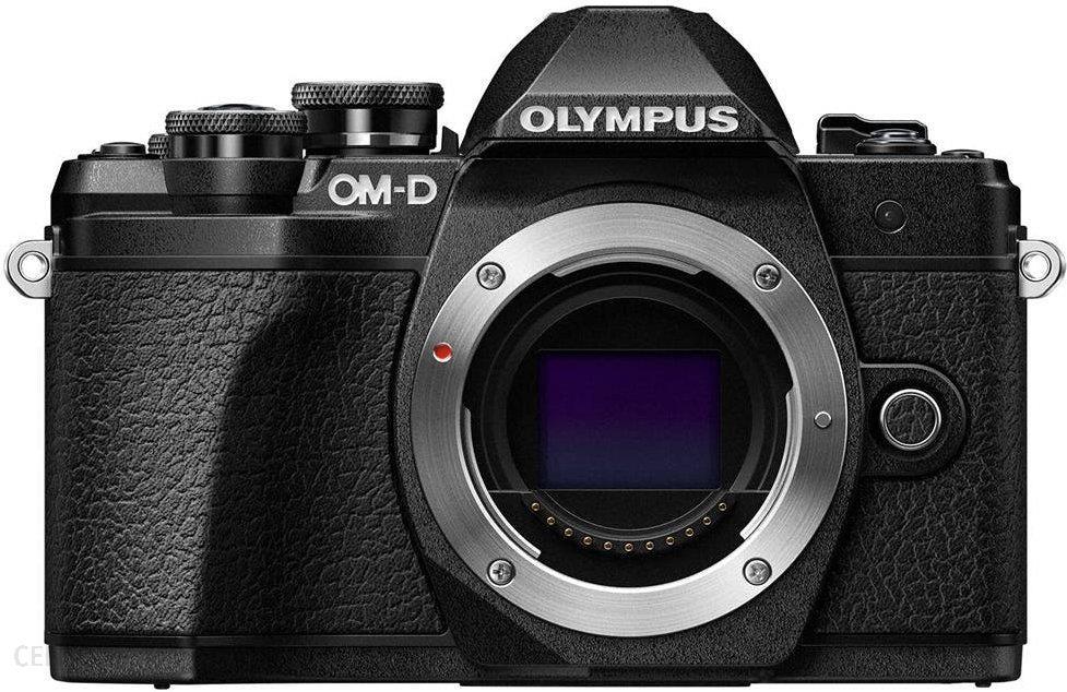 Aparat Cyfrowy Z Wymienna Optyka Olympus Om D E M1 Mark Ii Czarny 45mm F1 8 Ceny I Opinie Na Ceneo Pl