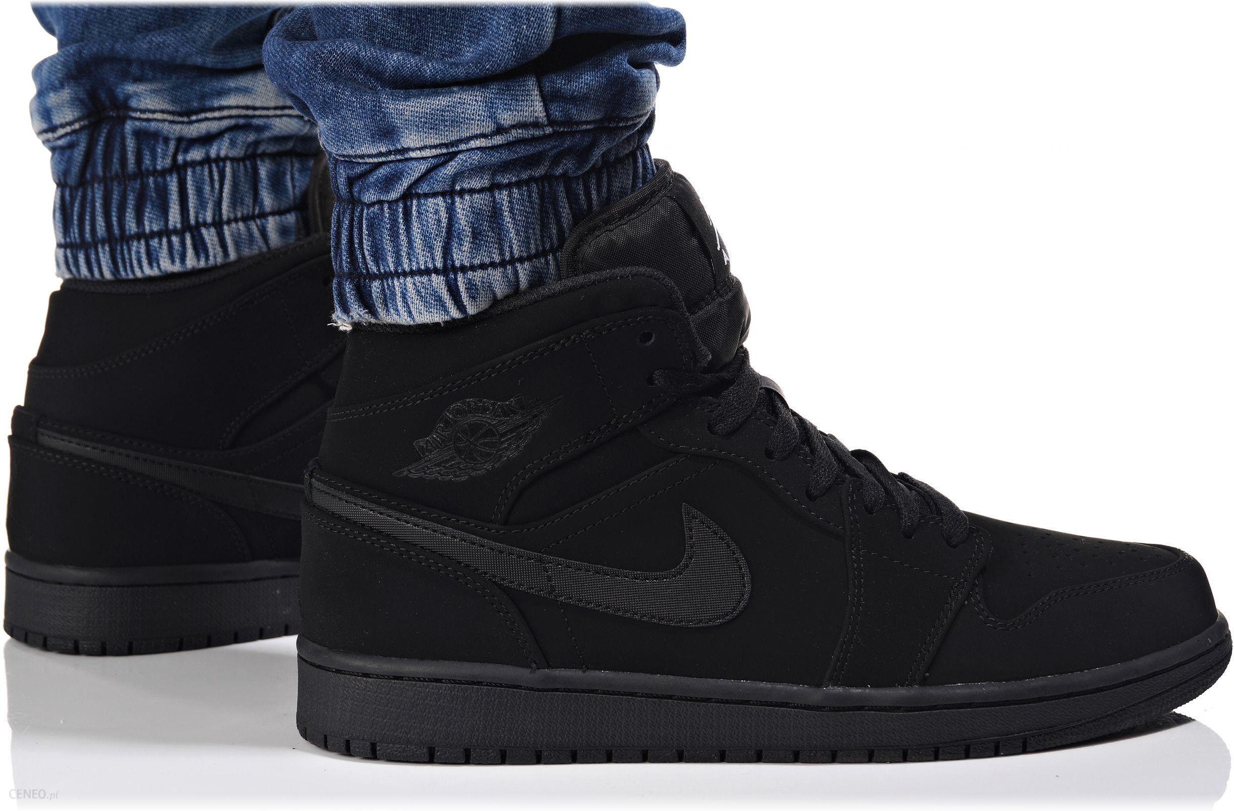 Buty Nike Air Jordan 1 MID Męskie 554724 040