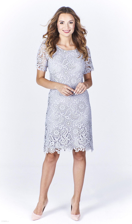 2c687868f1 PtakModa - Koronkowa sukienka koktajlowa MARTEX - Ceny i opinie ...