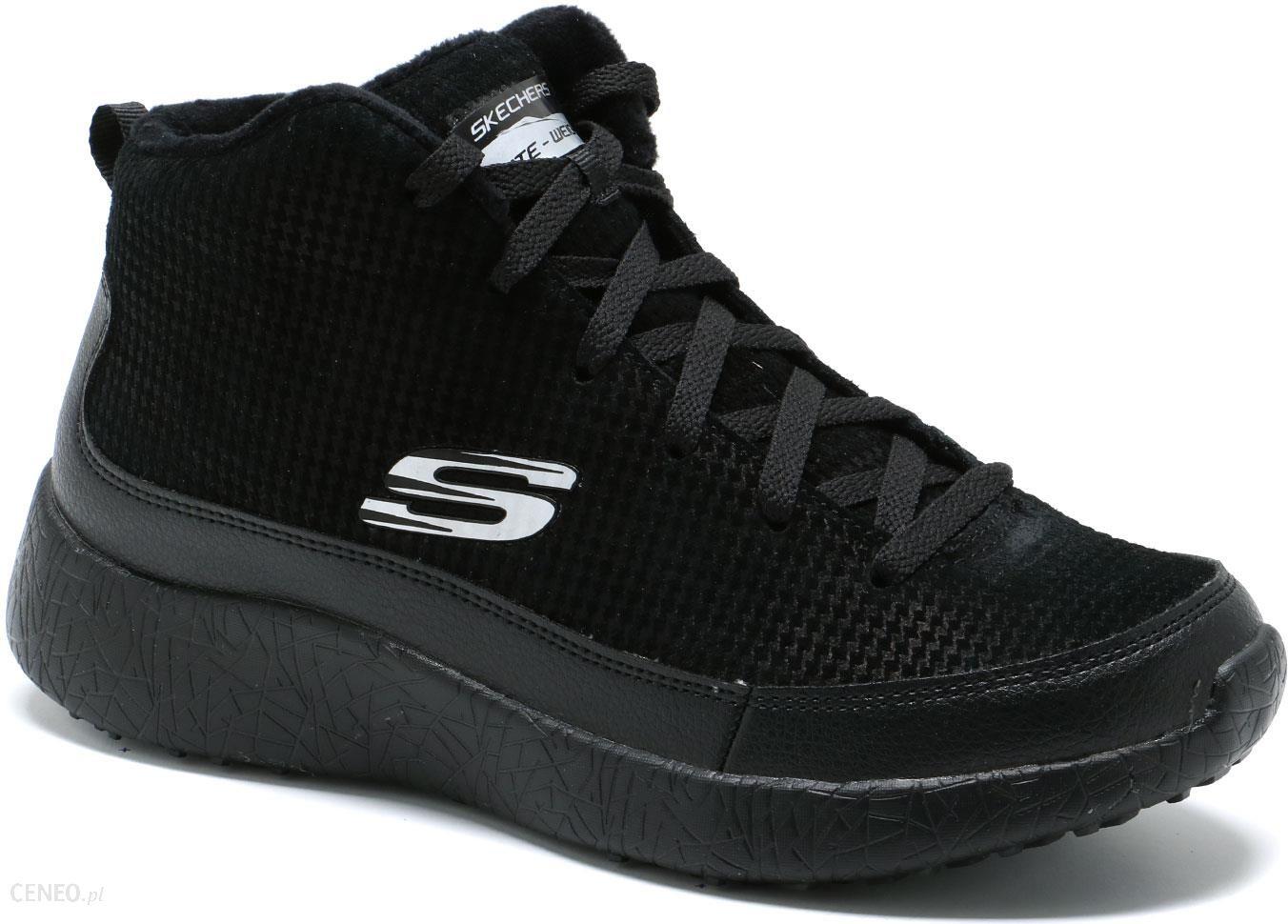 Sneakersy SKECHERS 12788BBK Ceny i opinie Ceneo.pl