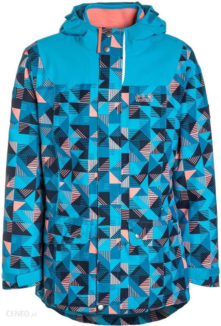 gut kaufen viele modisch Geschicktes Design Jack Wolfskin TWIN FALLS 3IN1 Kurtka hardshell icy lake blue