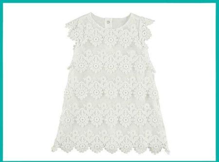 0d71ad75 Primigi sukienka dziewczęca 104 biały - Ceny i opinie - Ceneo.pl