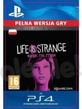 Life is Strange: Before The Storm - Edycja Deluxe (PS4 Key)