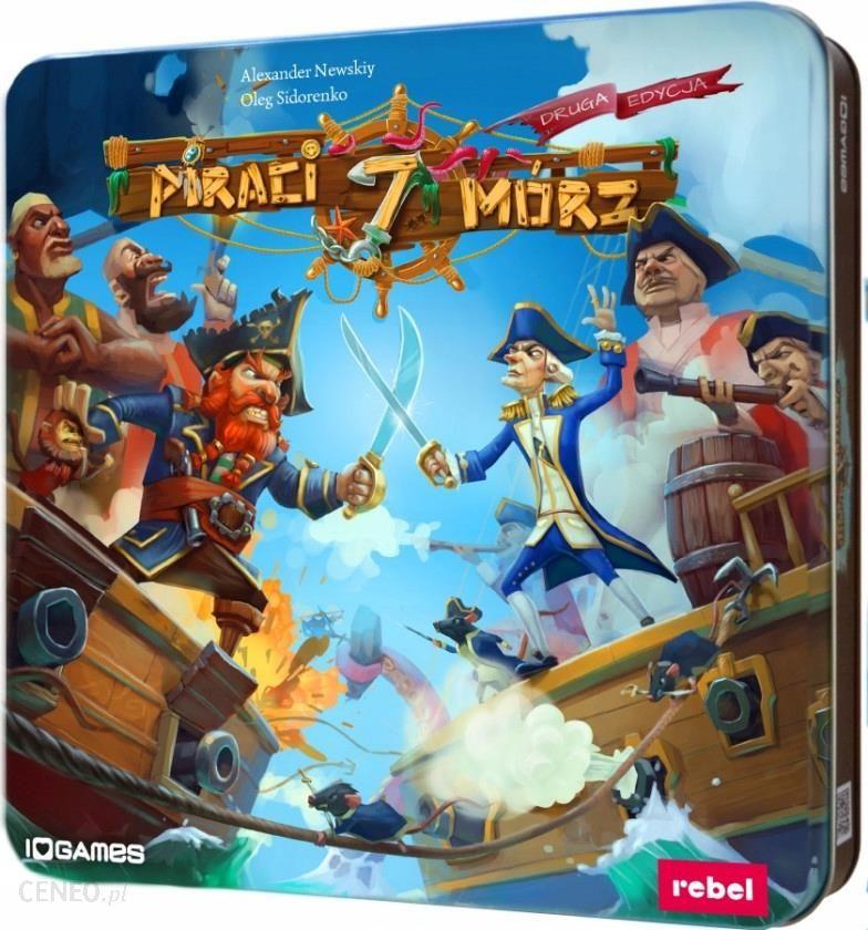 Rebel Piraci 7 Mórz