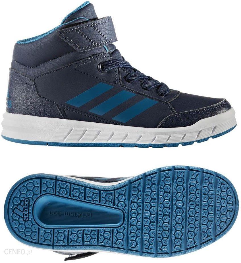 BUTY adidas ALTA SPORT MID EL K BB6209 Ceny i opinie Ceneo.pl