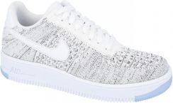 eb6c6d49a4b2a9 Buty Nike Air Force 1 Flyknit Low White - 820256-103 - Ceny i opinie ...