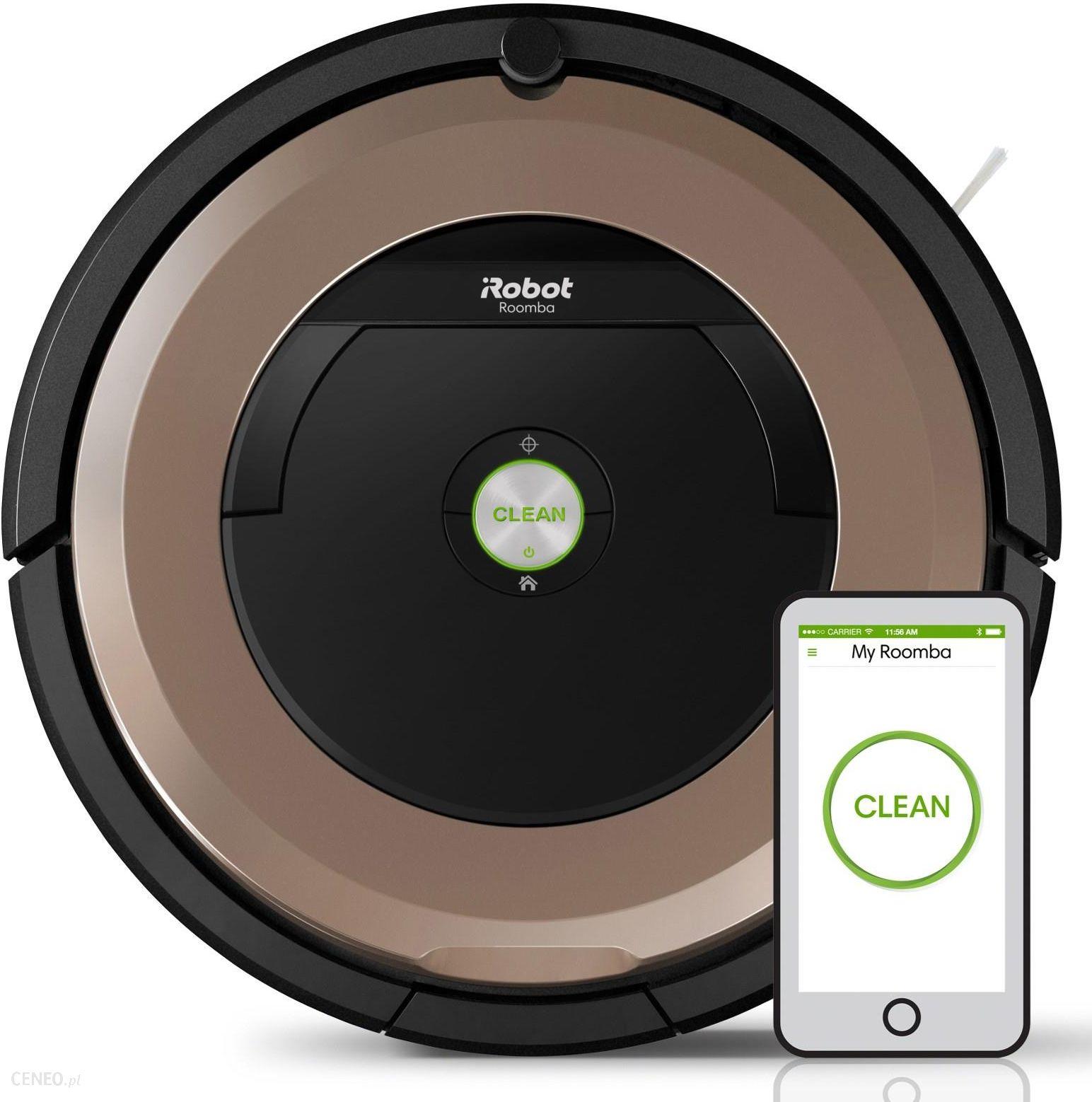 Odkurzacz Irobot Roomba 895 Opinie I Ceny Na Ceneopl