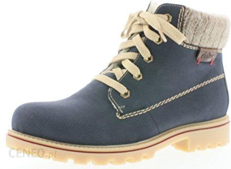 cf065268 Amazon Rieker Z1420 damskie buty z krótką cholewką - niebieski - 40 EU ...