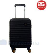 b9910666f7e46 Mała kabinowa walizka NATIONAL GEOGRAPHIC Abroad Czarna - czarny