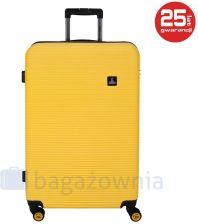 20ec79e27123d Duża walizka NATIONAL GEOGRAPHIC Abroad Żółta - żółty