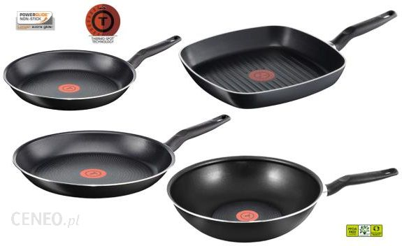 tefal 20 cm tefal 28 cm tefal wok 28 cm tefal 26x26 cm grillowa extra b30104 b30107 b30119. Black Bedroom Furniture Sets. Home Design Ideas