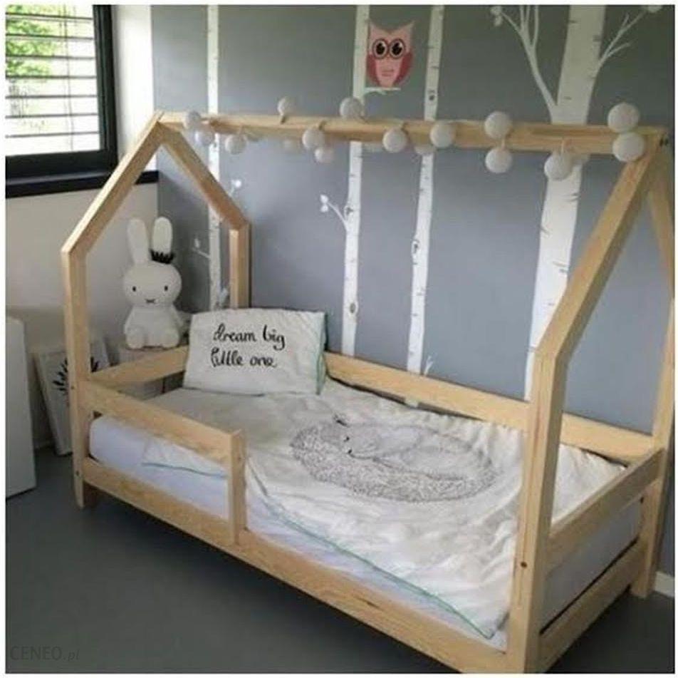 Benlemi łóżko Z Wysokimi Nóżkami I Barierkami Tery 90x200 Opinie I
