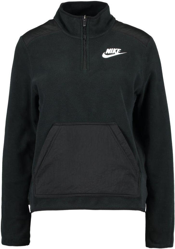 nowa wysoka jakość najtańszy najnowszy projekt Nike Sportswear POLAR Bluza z polaru black/white