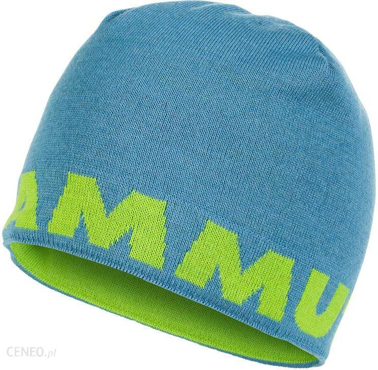 53c23e1a7fe Czapka Mammut Logo Beanie - Cloud Sprout - Ceny i opinie - Ceneo.pl