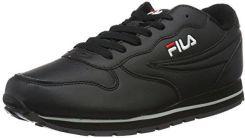 Amazon Buty sportowe Fila ORBIT LOW dla mężczyzn, kolor: czarny, rozmiar: 44 EU Ceneo.pl