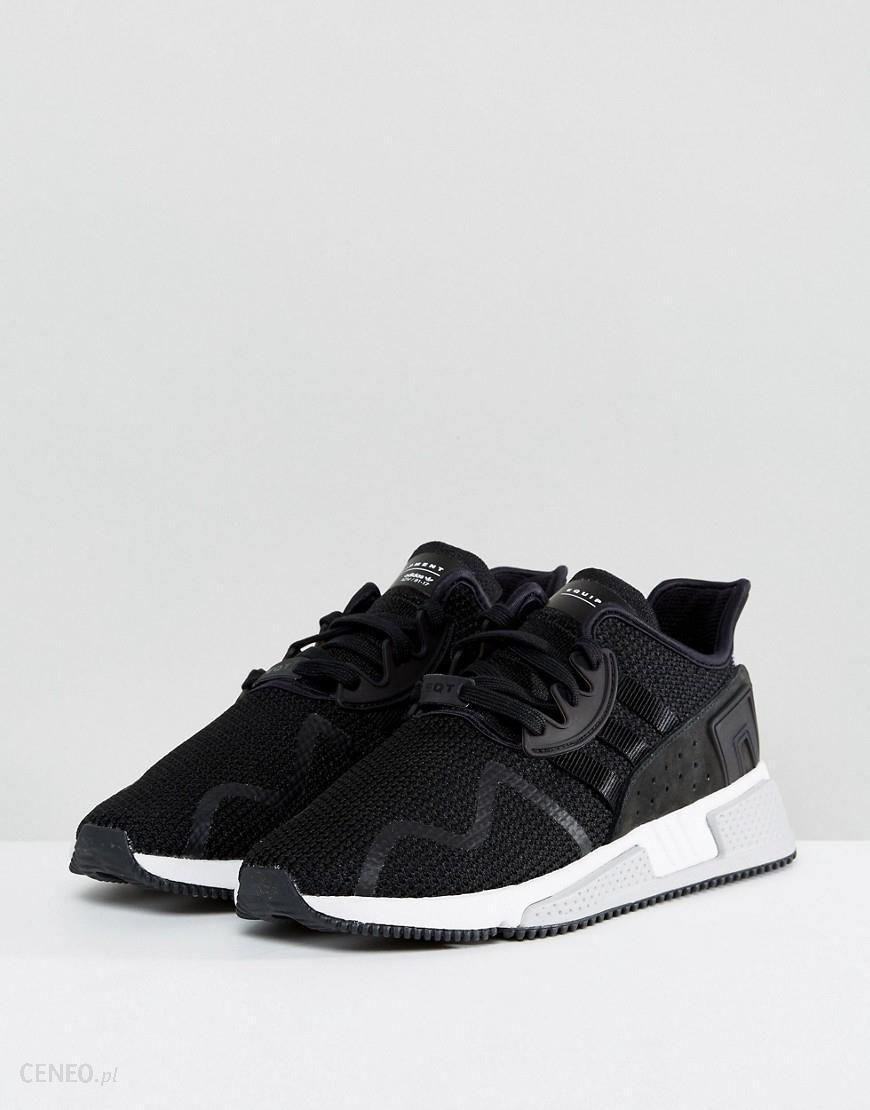 check out a05ef 3fd55 adidas Originals EQT Cushion ADV Trainers In Black BY9506 - Black - zdjęcie  1