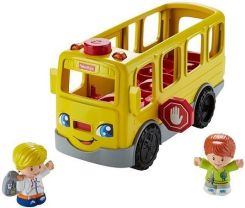 Fisher-Price Little People Autobus Małego Odkrywcy FKX03