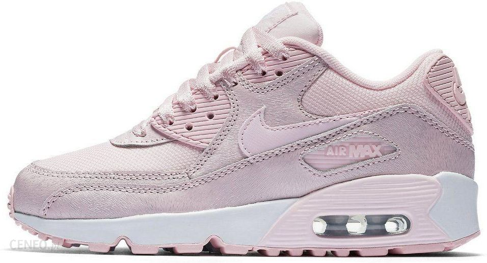 2511641d Buty NIKE AIR MAX 90 SE MESH GS (880305 600) - Ceny i opinie - Ceneo.pl