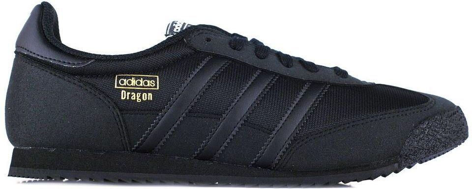 Buty Do Biegania Adidas Originals Dragon OG Czarny Damskie