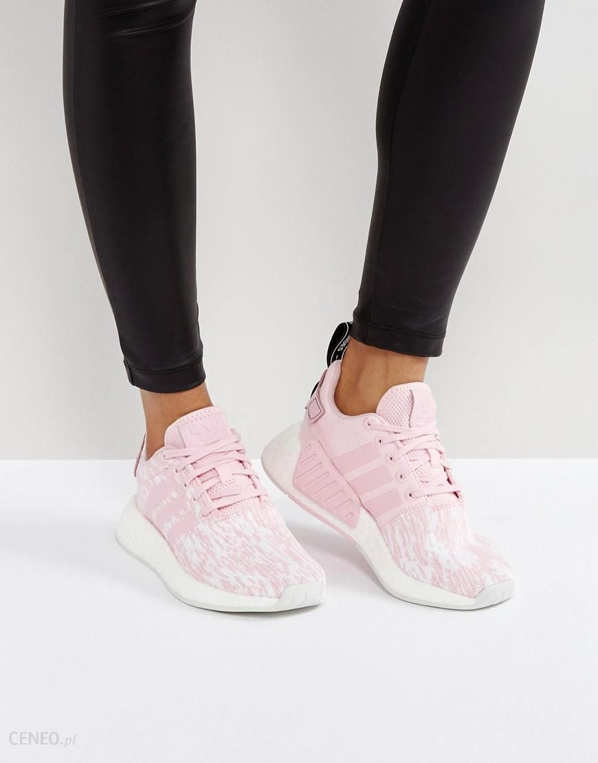 adidas Originals Nmd R1 Trainers In Pink Pink Buty
