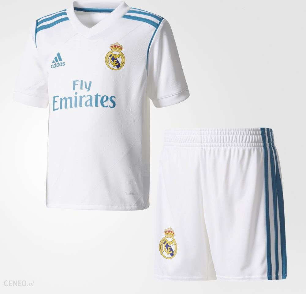 Adidas Real Madrid Home Mini Kit (B31118) Ceny i opinie Ceneo.pl