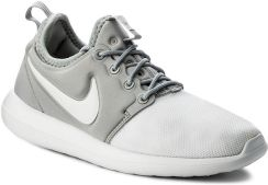reputable site 37cc4 17a92 Buty NIKE - Roshe Two (Gs) 844653 100 WhiteWhiteMetallic Silver