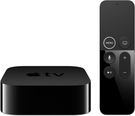 Apple TV 4K 32GB 5gen (MQD22MPA)