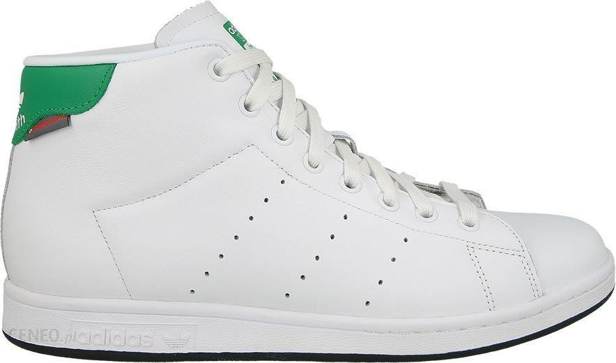 bcc67bb4 Adidas Buty męskie ORIGINALS Stan Winter biało-zielone r. 40 (S80498 ...