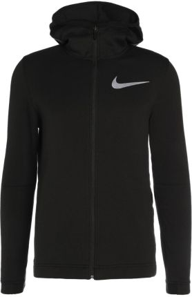Nike Performance SHOWTIME Bluza rozpinana black/black/black/white