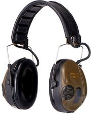 c84f15c8e861 Amazon Peltor SportTac Electronic Level Dependent Ear Defenders (MT16H210  °F-478-GN