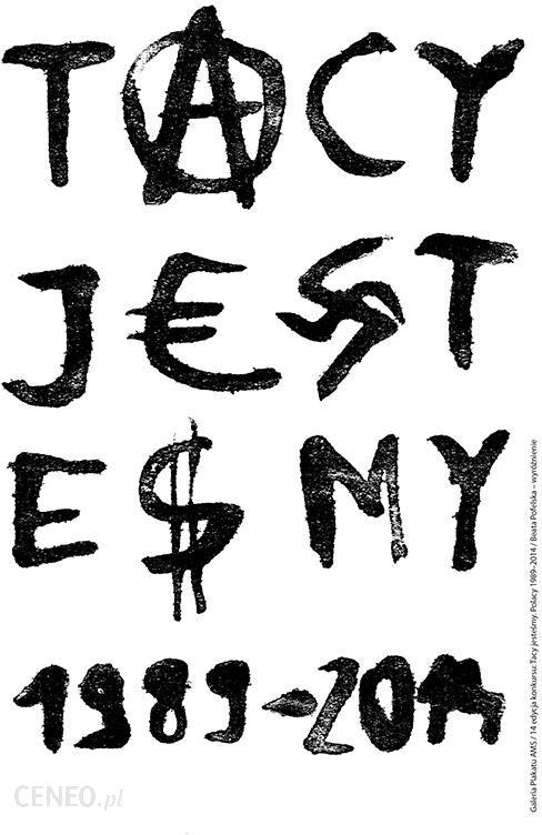 Plakat Beaty Pofelskiej 666 X 100 Cm