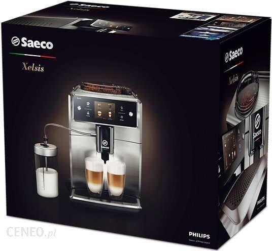 286cf41bc66b Saeco Xelsis SM7680 00 Czarny - Opinie i ceny na Ceneo.pl