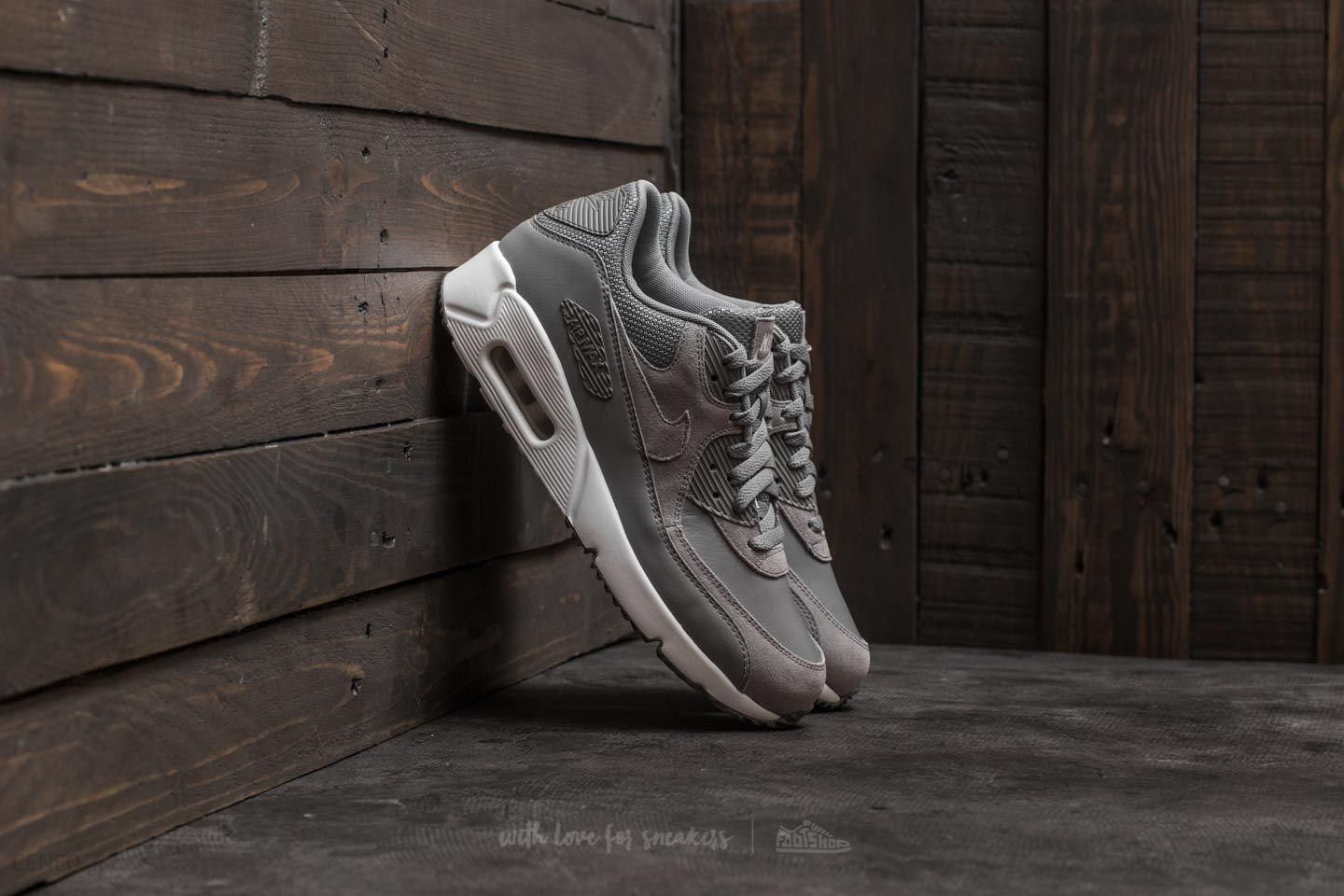 NIKE AIR MAX 90 ULTRA 2.0 LEATHER DUST