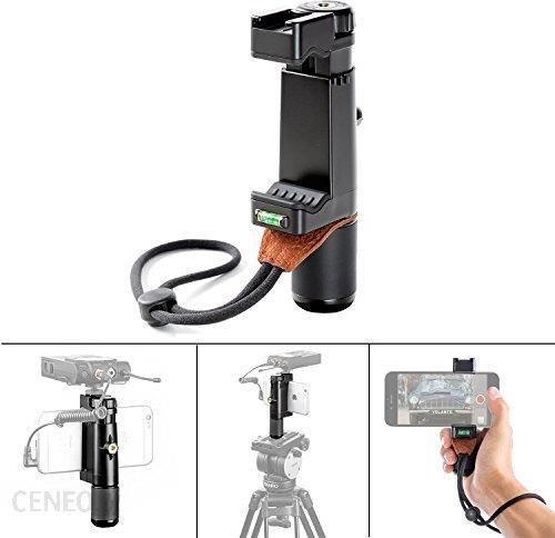 promo code e188d 593a4 Amazon Sevenoak SK-PSC1 uchwyt telefonu Stabilizer Grip z 1/4 Hot Shoe  Mount SteadiCam wideo do iPhone 7 tripod/światło i zapewnia mikrobloggern  do ...