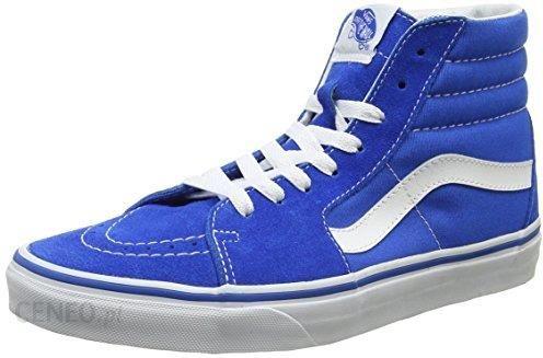 vans sk8 niebieskie