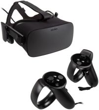 Oculus Rift VR Bundle Headset + Touch Motion-Controller (3010009501)