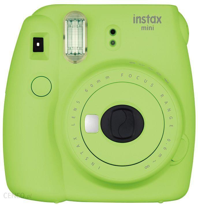"""Fujifilm Instax Mini 9 Lime green"""