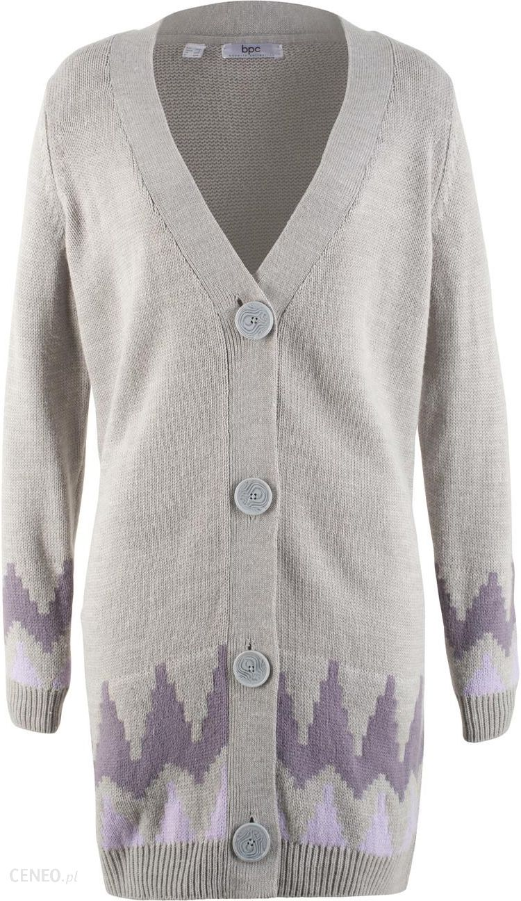 fab2d25ecab7d2 Długi sweter rozpinany, szeroki fason - Ceny i opinie - Ceneo.pl