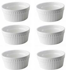 7bd960dfd484f8 affek design Ceramiczna Foremka x6 Kokilka na Muffiny (htna4840)
