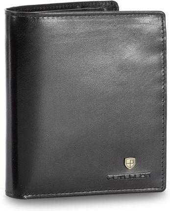 86bd194a8de12 Duży Portfel Męski CALVIN KLEIN BLACK LABEL - Pebble Leather Ns 8C ...