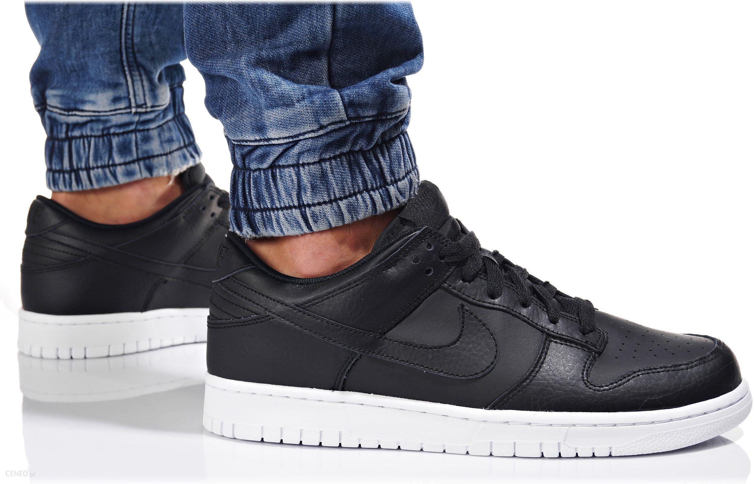 new style 1eb72 44597 Buty Nike Męskie Dunk Low 904234-003 Czarne - zdjęcie 1